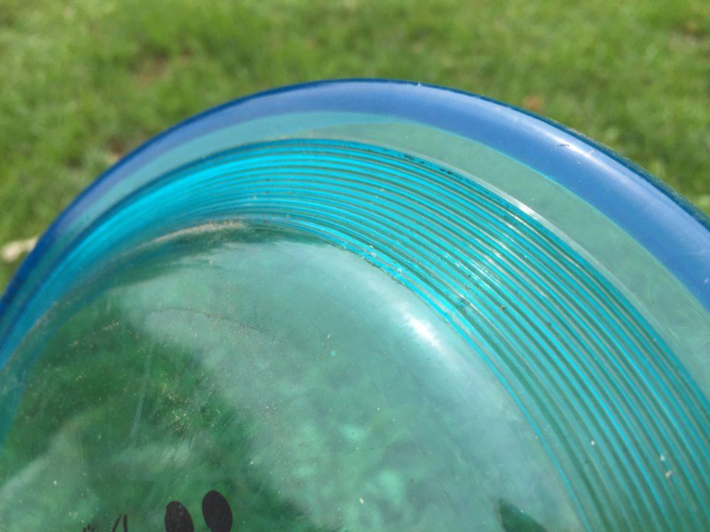 Gartenspielzeug Haund Frisbee