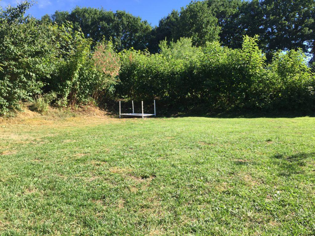 Hundesicherer Garten - Zaun für Hund