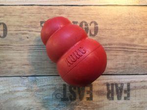Gartenspielzeug Hund Kong Classic